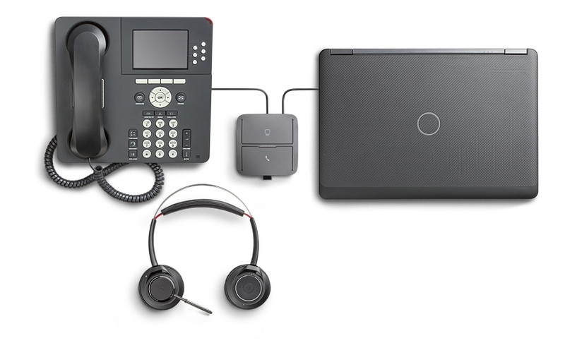 Plantronics MDA220 adapter